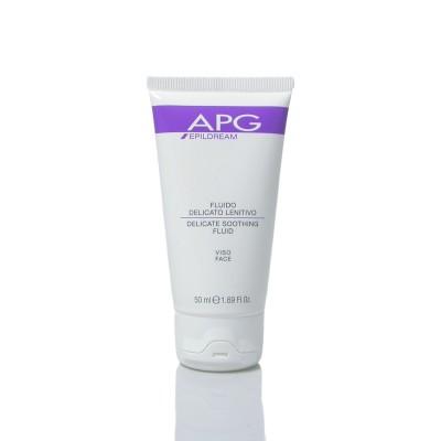 Apg Tech Fluido Facial Suave Y Calmante