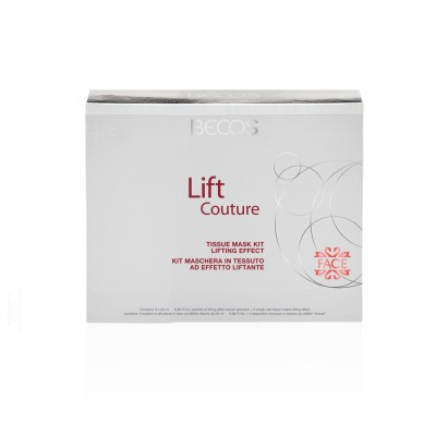 Lift Couture Kit De Máscara De Tela Con Efecto Lifting Monodose 5