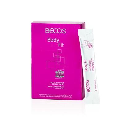 Body Fit Suero Concentrado Para La Celulitis 10 Dosis Individuales
