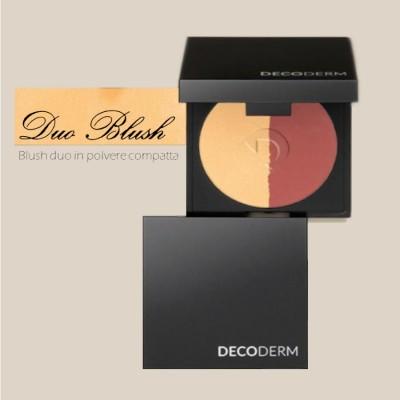 Decoderm Duo Blush En Polvo Compacto Col.04