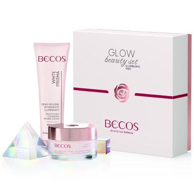 White Prisma Glow Beauty Set Iluminador Facial