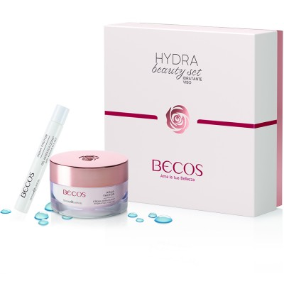 Aqua Factor Conjunto Facial Hidratante Hydra Beauty