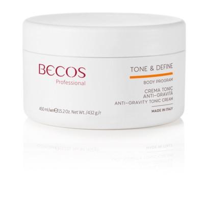 Tone & Define Crema Tónica Anti-gravedad Ml 450
