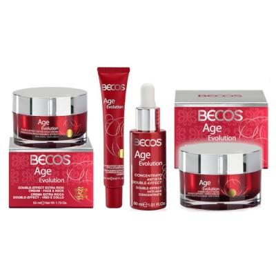 Age Evolution Kit Total  -cuero Con Arrugas Subalimentadas