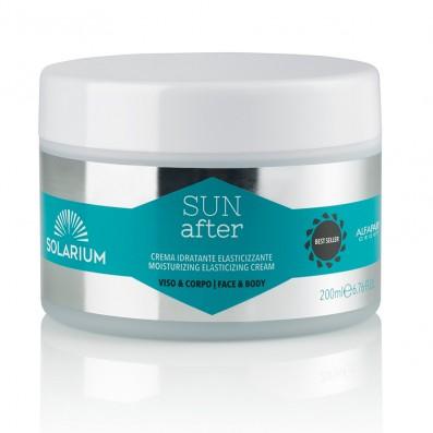 Solarium Sun After Crema hidratante y elastizante para después del sol